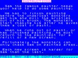 Slap Dab ZX Spectrum Instructions