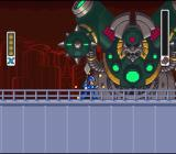 Mega Man X3 SNES Your first boss.