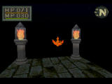 King's Field PlayStation Finding a fire crystal