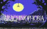Arachnophobia Commodore 64 Title screen
