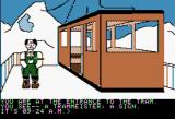 The Alpine Encounter Apple II I'll need a ticket if I want to ride the tram