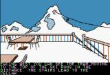 The Alpine Encounter Apple II A nice view from the patio!