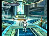 Phantasy Star Online Episode III: C.A.R.D. Revolution GameCube Prior to battle you can talk with people, prepare a card deck, learn of your missions, etc...
