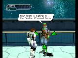 Phantasy Star Online Episode III: C.A.R.D. Revolution GameCube Uh oh, my team is waiting for me...