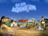 My Sim Aquarium Windows Start Screen
