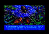Arachnophobia Amstrad CPC Introduction