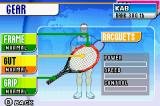 Virtua Tennis Game Boy Advance My gear