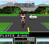 Road Rash Game Gear You won!