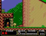 Land of Illusion starring Mickey Mouse SEGA Master System Area 2