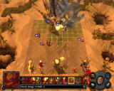 Heroes of Might and Magic V Windows Meteor shower