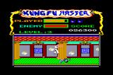 Kung-Fu Master Amstrad CPC Beating those dudes who throw daggers by doing an aerial hit while jumping over their throwing knifes proves to be fun! Though beware, they need two hits..