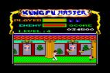 Kung-Fu Master Amstrad CPC The funny bees of the 4th level.