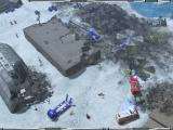 911 First Responders Windows A sudden break of an ice floe destroyed parts of a polar station.