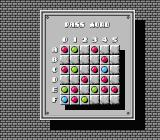 Ufouria: The Saga NES New checkers variant? No. Just password screen