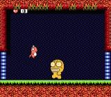 Ufouria: The Saga NES Another boss. This one looks angry!