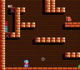Milon's Secret Castle NES Entering a level