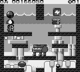 Parasol Stars: The Story of Bubble Bobble III Game Boy Collect some water drops...