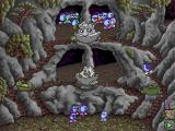 Logical Journey of the Zoombinis Windows 3.x The second puzzle: The Stone Cold Caves; the guards only let specific Zoombinis pass