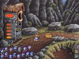 Logical Journey of the Zoombinis Windows 3.x The third puzzle: Pizza Pass; you have to find out the toppings that Arno likes to pass