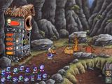 Logical Journey of the Zoombinis Windows 3.x The Pizza Pass puzzle in a higher level