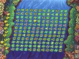 Logical Journey of the Zoombinis Windows 3.x Titanic Tattooed Toads; you have to find your way through the labyrinth by choosing the right toad with the right characteristic to cross the plants
