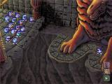 Logical Journey of the Zoombinis Windows 3.x The Lion's Lair in a higher level