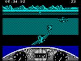 Gee Bee Air Rally ZX Spectrum Trying to pop all balloons in special event