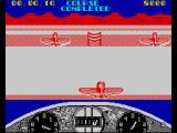 Gee Bee Air Rally ZX Spectrum Another course completed in very good time