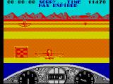 Gee Bee Air Rally ZX Spectrum Time has expired as a result of bad control