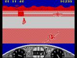 Gee Bee Air Rally ZX Spectrum Pilot is catapulted after a few collisions