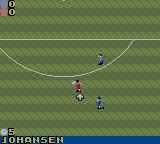 David Beckham Soccer Game Boy Color Good chance here!