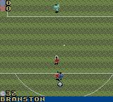 David Beckham Soccer Game Boy Color Only the keeper to beat!