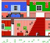 Home Alone NES Running Away