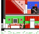 Home Alone NES Harry corners Kevin in the Kitchen