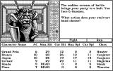Tales of the Unknown: Volume I - The Bard's Tale Macintosh Ugly gnome