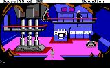 Space Quest: Chapter I - The Sarien Encounter DOS An underground city...