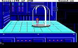 Space Quest II: Chapter II - Vohaul's Revenge DOS Oh no! I've been shrunk!