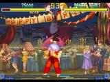 Street Fighter Alpha 2 PlayStation Meanwhile, Ken Masters loses a lot of his energy with Rose's Soul Drain move...