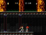 Strider 2 SEGA Master System You have to destroy those machines.