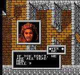 Robin Hood: Prince of Thieves NES Muslim friend