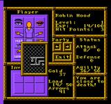 Robin Hood: Prince of Thieves NES Automap