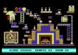 Henry's House Atari 8-bit Fourth Room - The Living Room