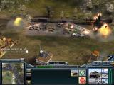 Command & Conquer: Generals - Zero:Hour Windows Surprising the GLA troops by exiting with tanks from the train they were expecting will carry another nuclear missile for them