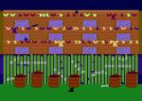 Alley Cat Atari 8-bit The front of the house