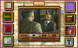 Sherlock Holmes: Consulting Detective DOS Watson talks with Dr. Murray.