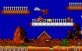 CarVup Amiga Western world - the red devil is going to catch you in a while