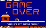 CarVup Amiga Game Over