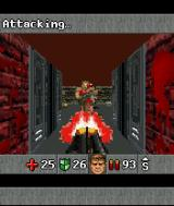 DOOM RPG J2ME The super shotgun
