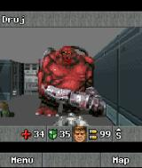 DOOM RPG J2ME This Druj carries the same weapon you have.