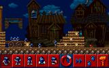 The Lemmings Chronicles DOS Shadow Level